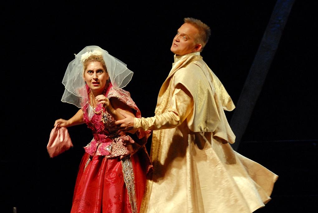 Bielski teatr zaprezentuje spektakl online