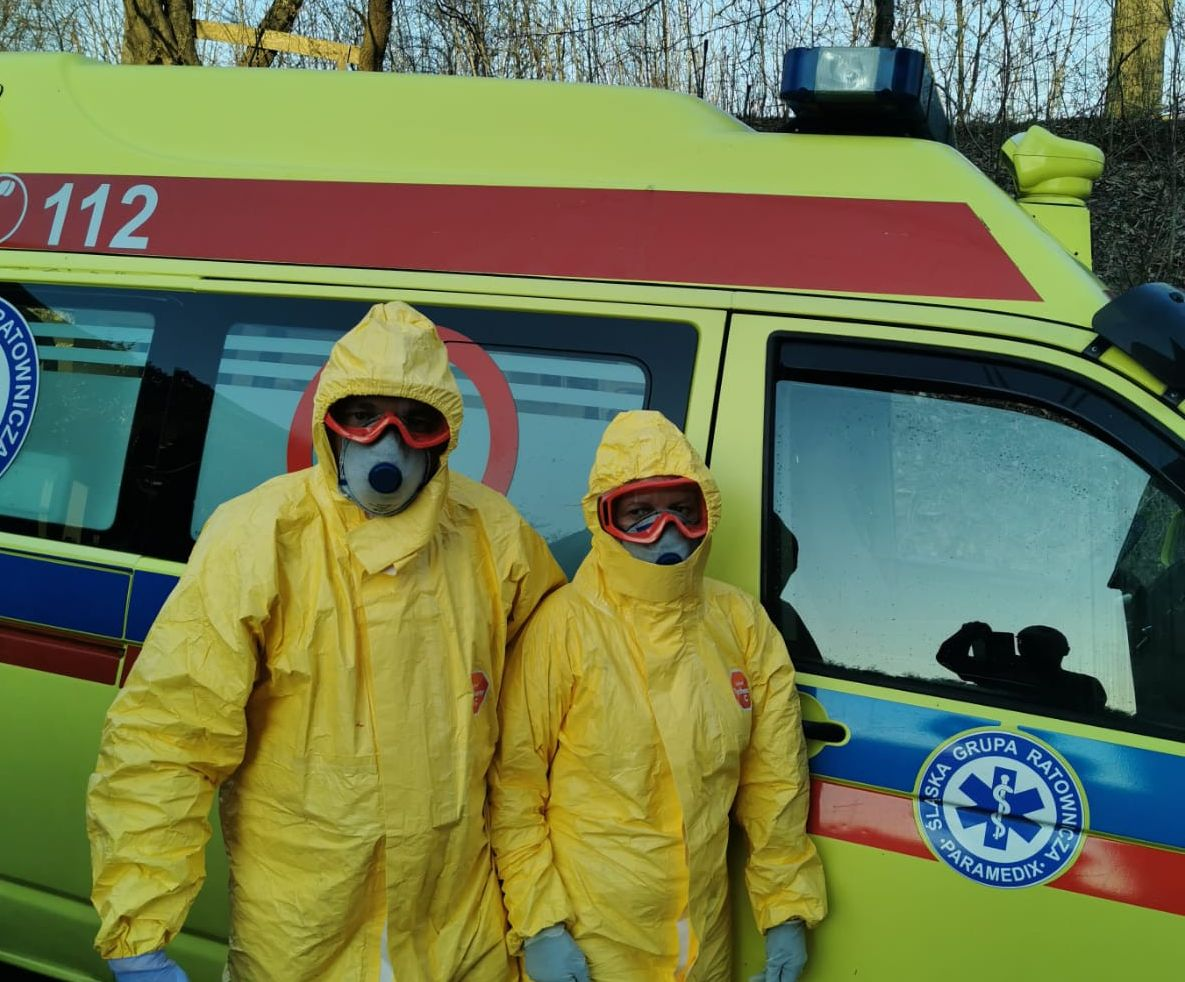 Ewakuowano pacjentów domu opieki, nowe zakażenia w regionie