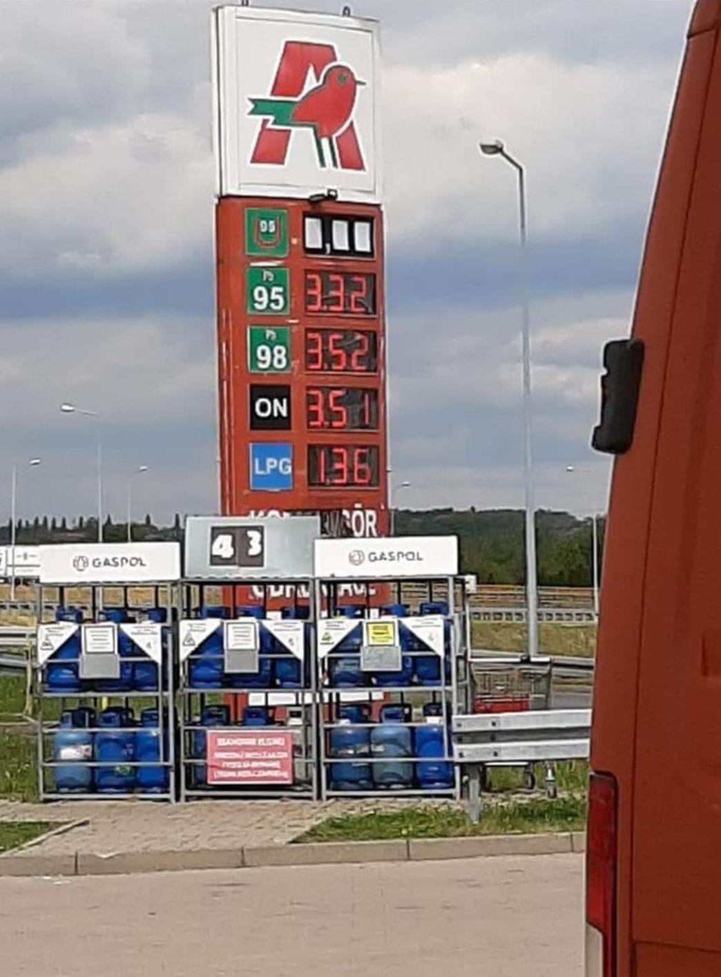 Szokująco niskie ceny paliwa w Bielsku-Białej