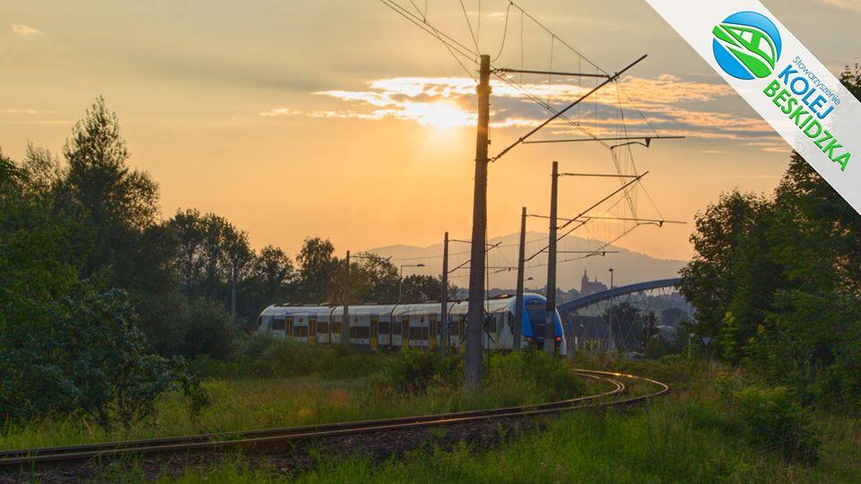 Z  Żywca i Bielska do Szczecina