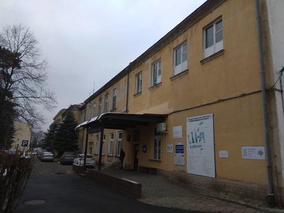 Wszystkie oddziały szpitala w Żywcu czynne