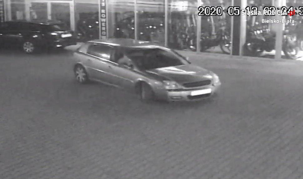Policja poszukuje złodziei rowerów