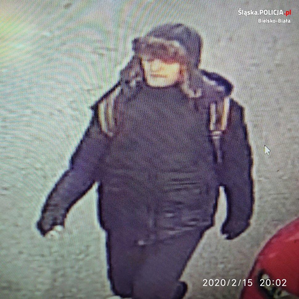 Sprawca napadu na kobietę poszukiwany