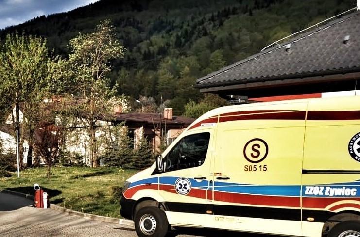 Zakończyła się ewakuacja ośrodka w Czernichowie