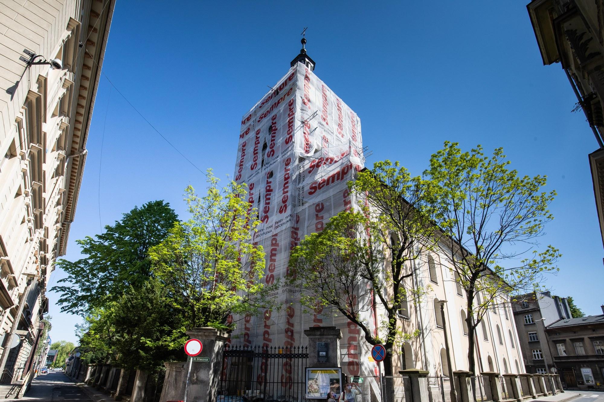 Trwają remonty bielskich zabytków