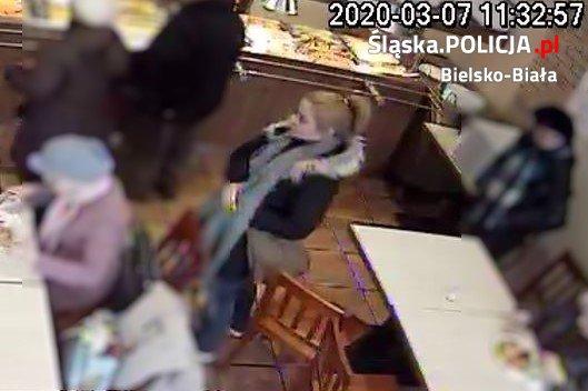 Sprawczyni kradzieży poszukiwana przez bielską policję