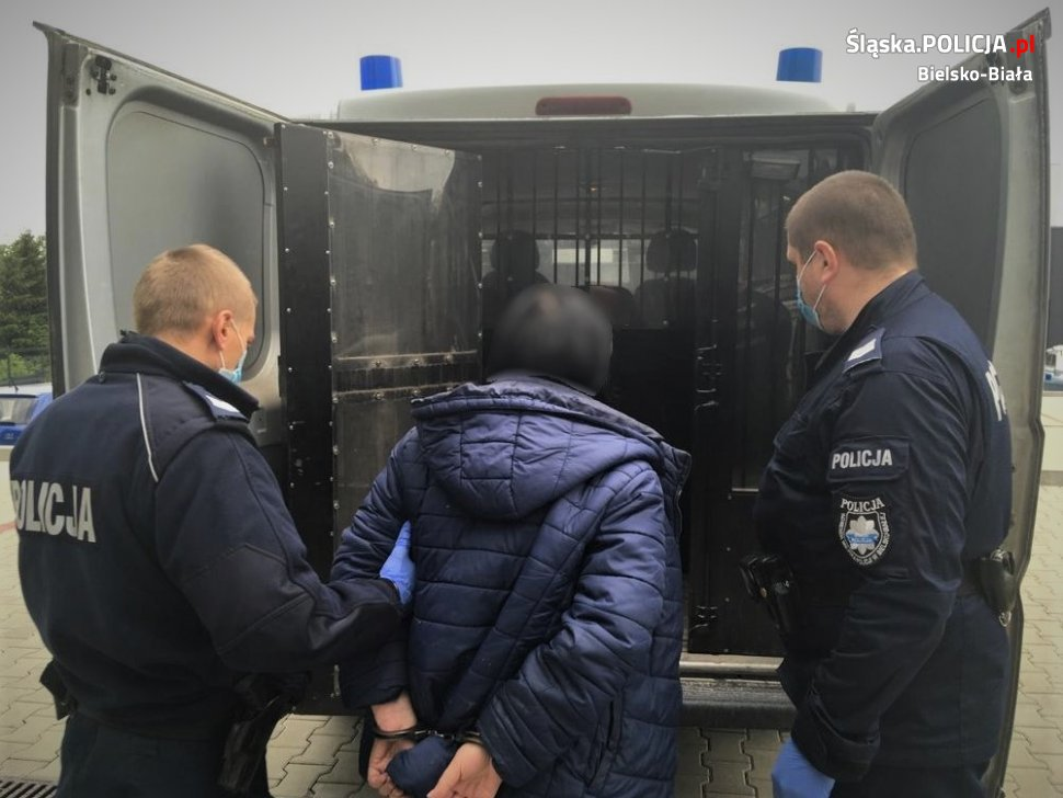 Pijana bielszczanka spowodowała kolizję z dwoma pojazdami