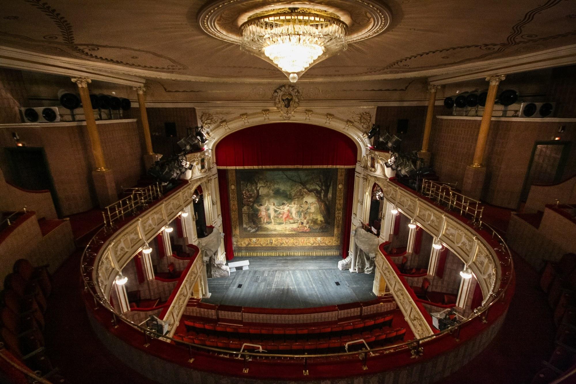 Bielski teatr wznawia działalność. Na spektakl w maseczce