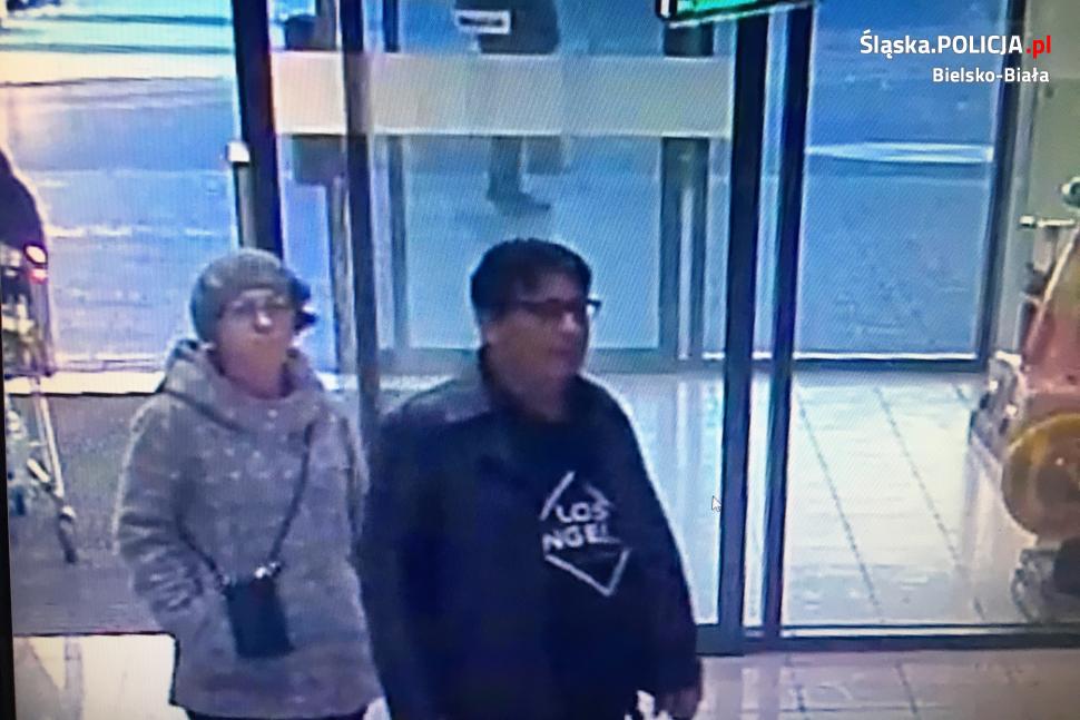Para złodziei poszukiwana przez policję. Znacie ich?