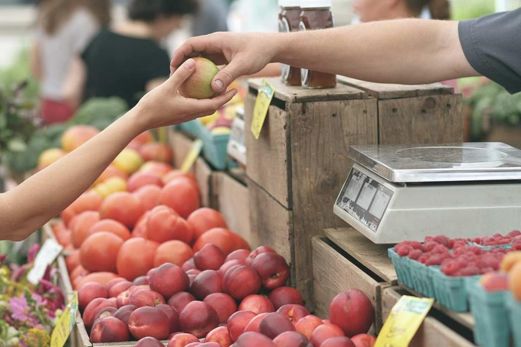 Inwestycja w zdrowe jedzenie