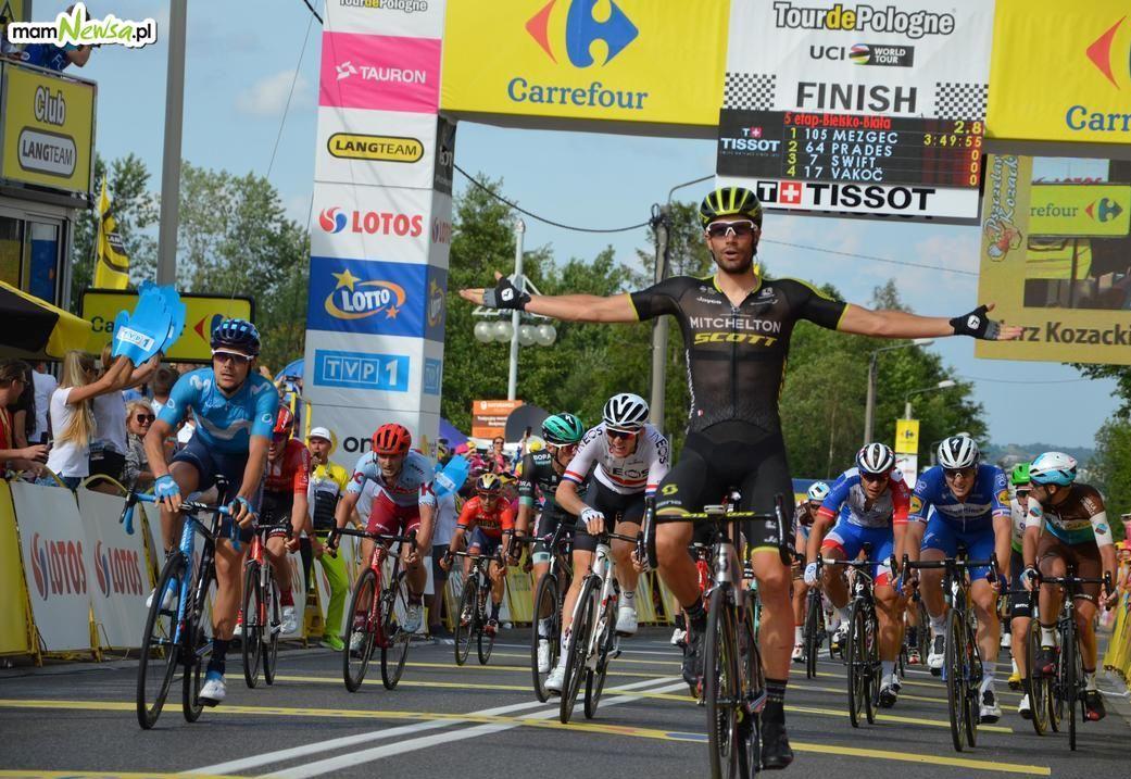 Z Wadowic do Bielska-Białej. Tegoroczny Tour de Pologne