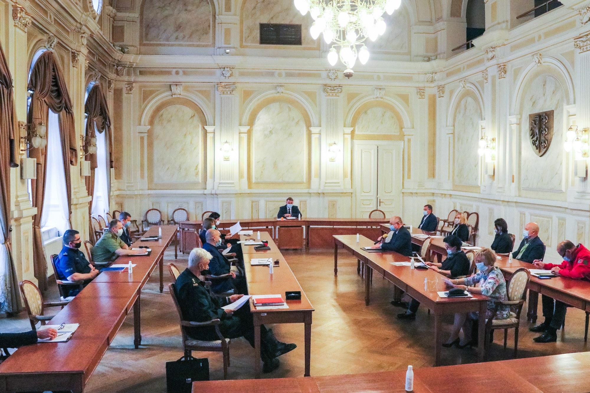 Tak Bielsko-Biała walczy z koronawirusem