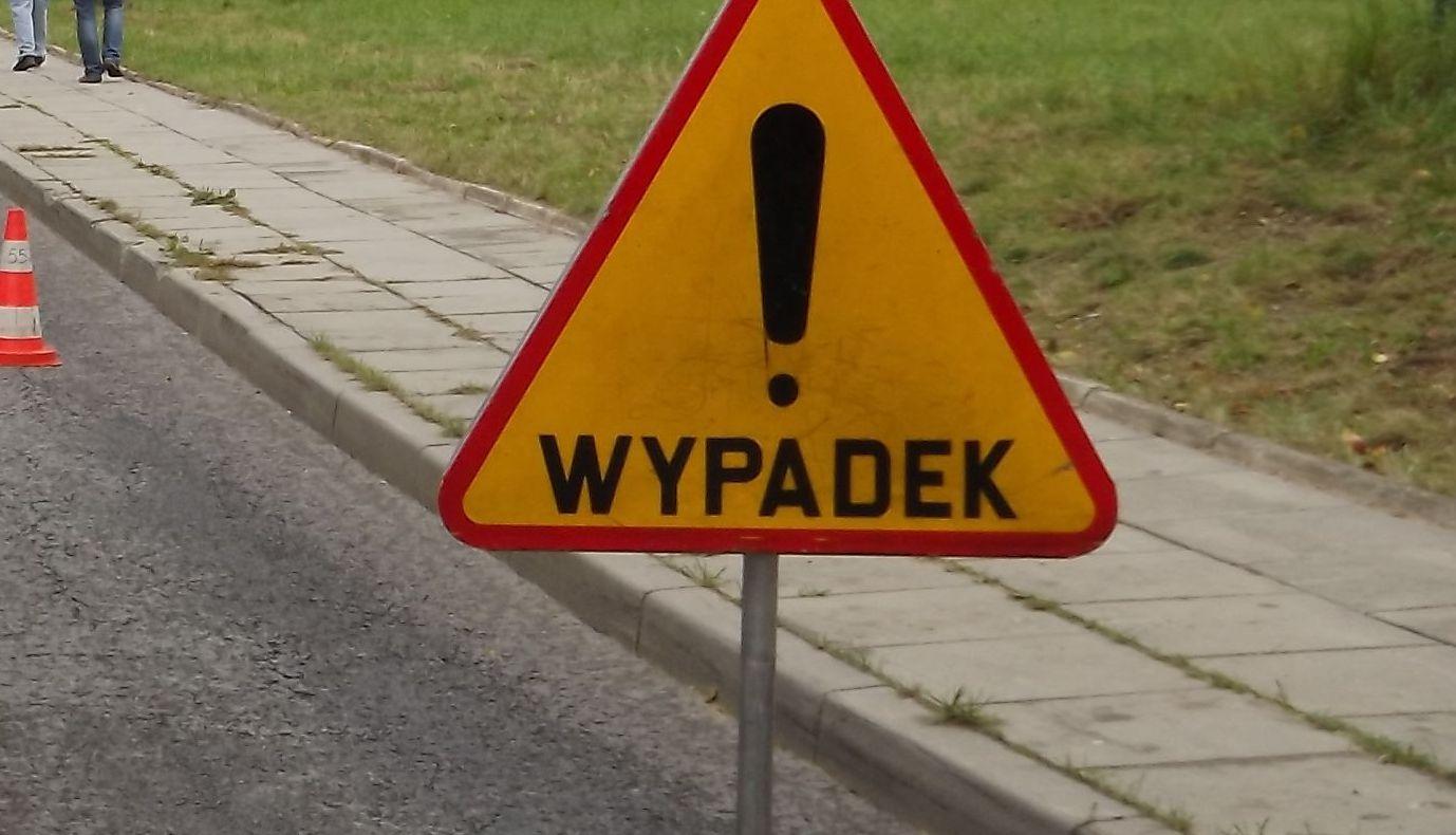 Bielska policja szuka świadków wypadku drogowego