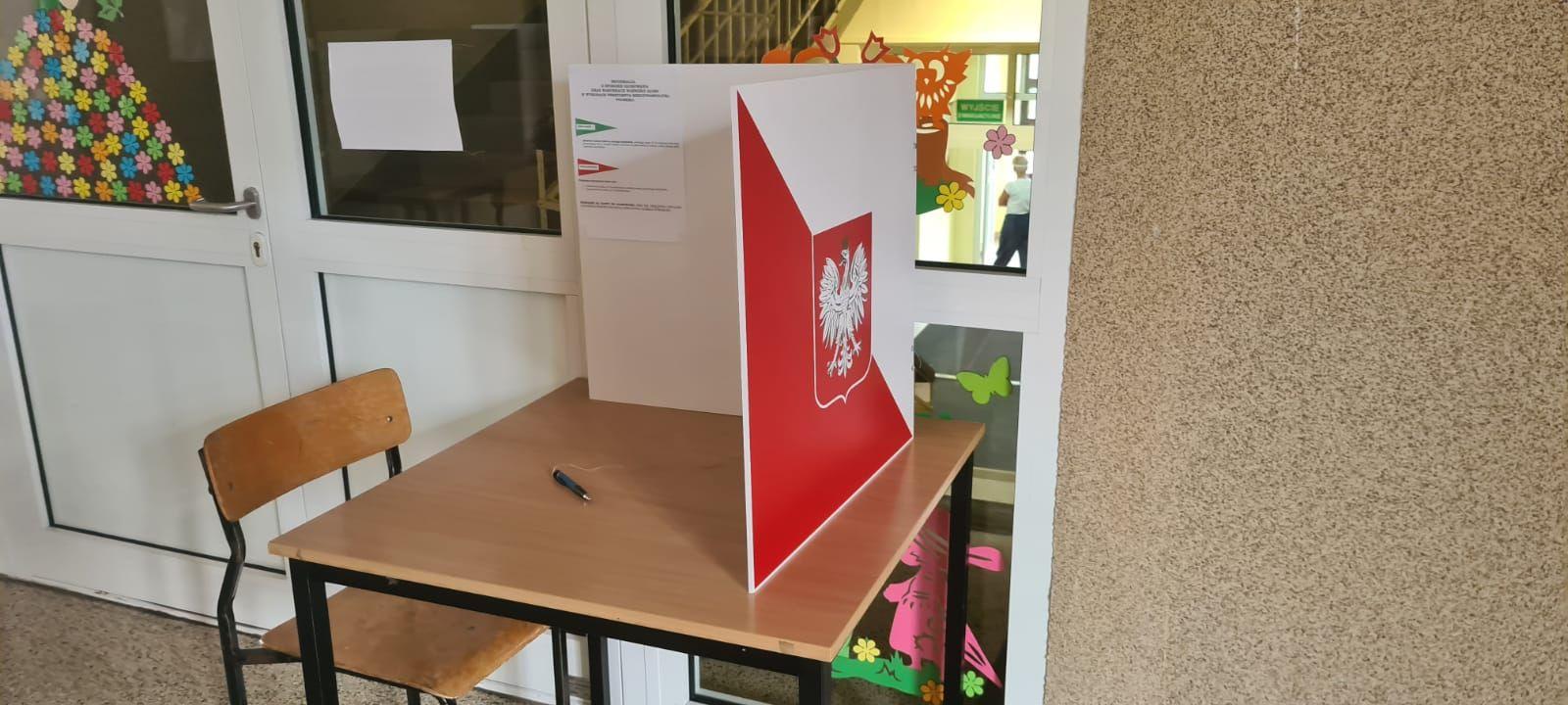 W Bielsku-Białej Trzaskowski dogonił Dudę