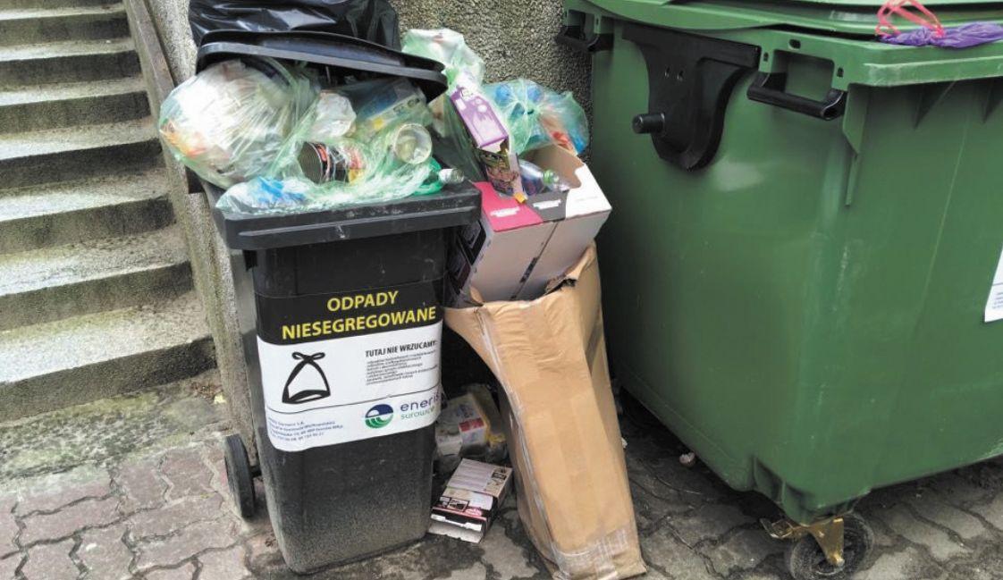 Od lipca podwyżka cen za wywóz śmieci