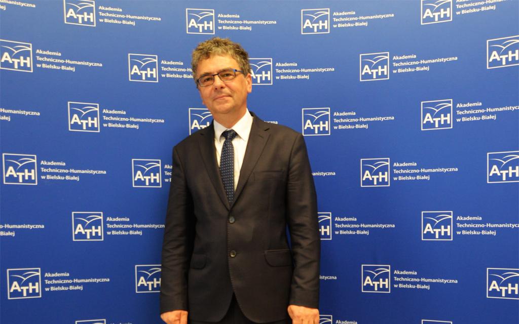 Nowy rektor bielskiej ATH
