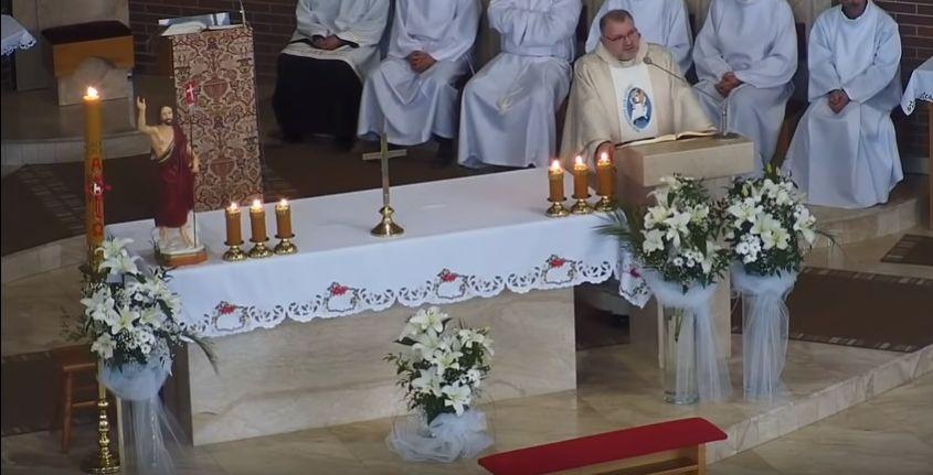 Ostre kazanie w bielskim kościele: ksiądz o bandytach w sutannach