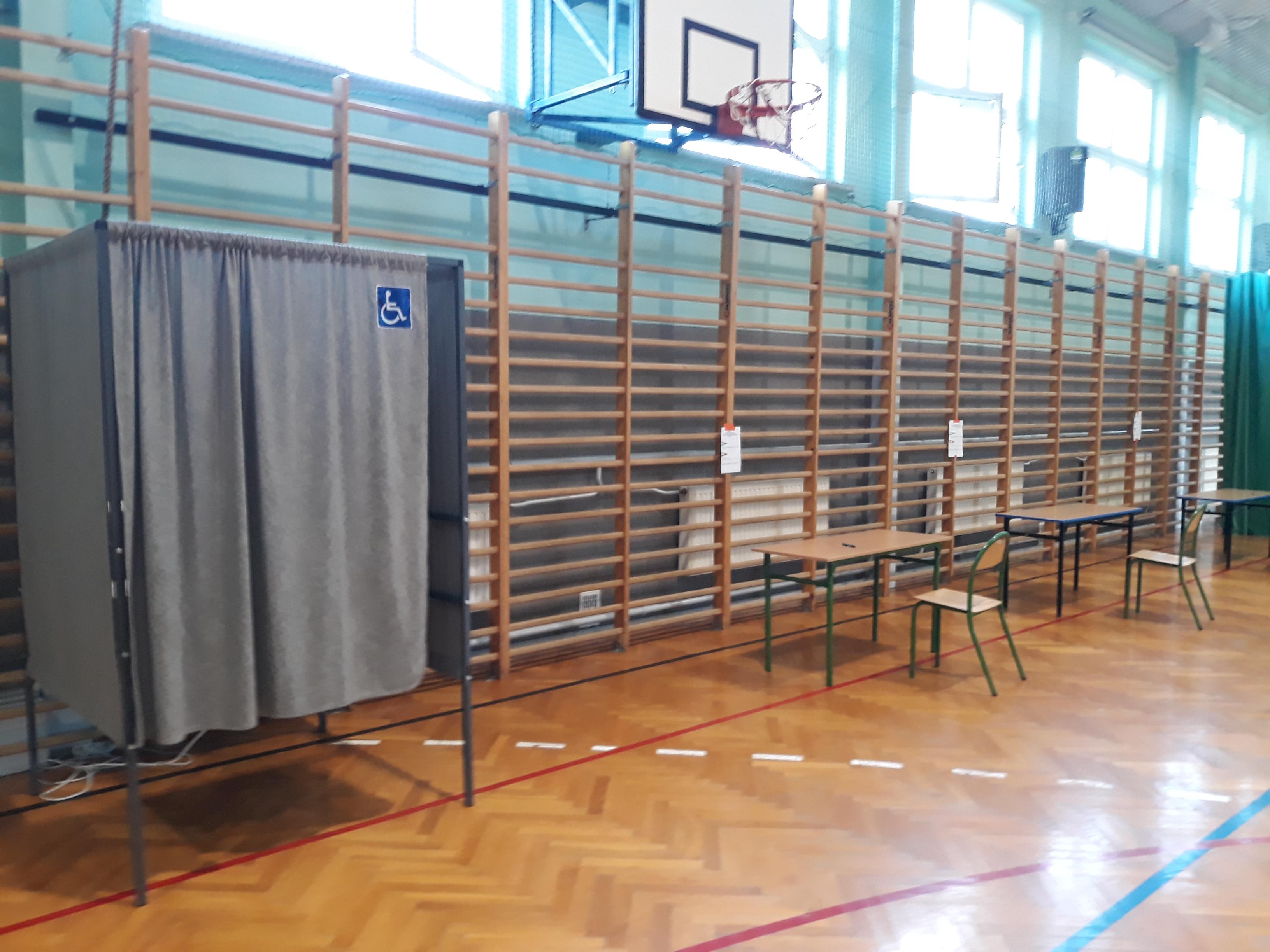 Frekwencja wyborcza na Podbeskidziu - stan godzina 17:00