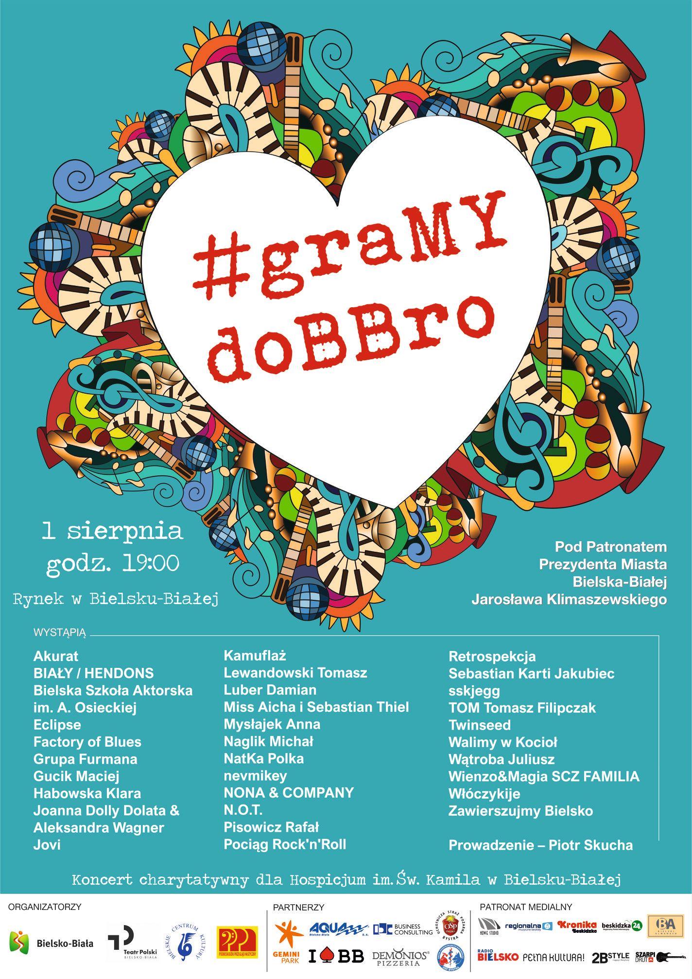 1 sierpnia wyjątkowy koncert na bielskim rynku