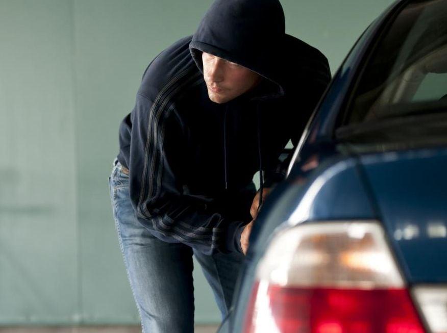 Uwaga! Samochody na celowniku złodziei