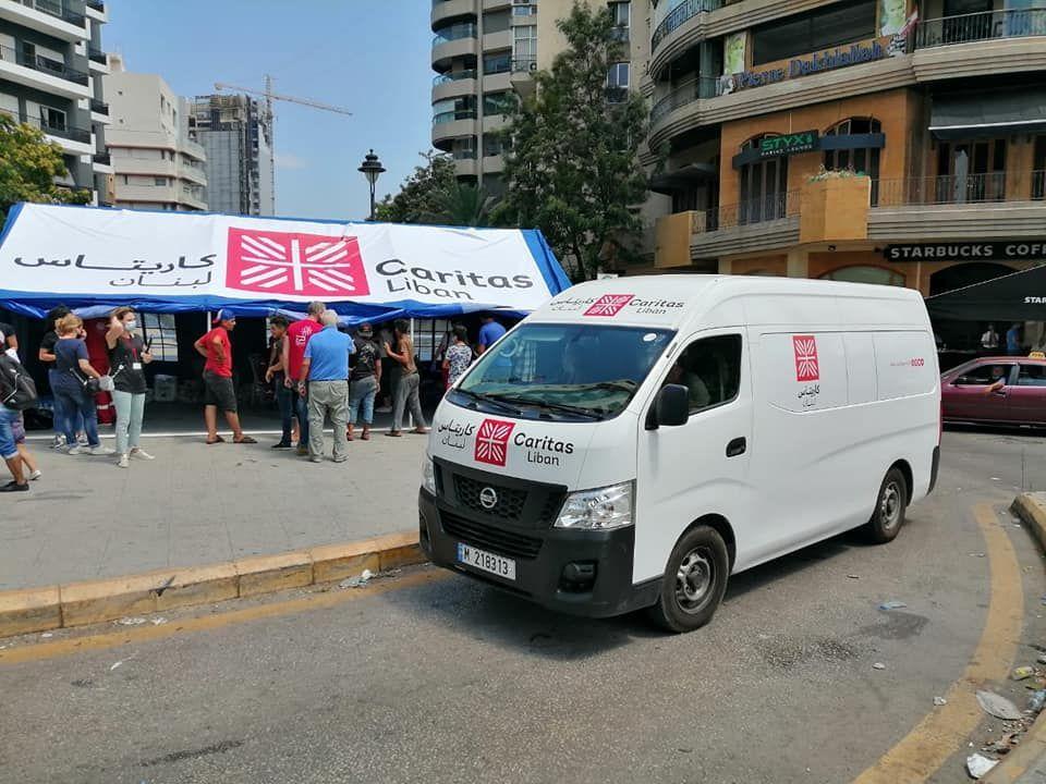 W niedzielę zbiórka na rzecz poszkodowanych w Bejrucie