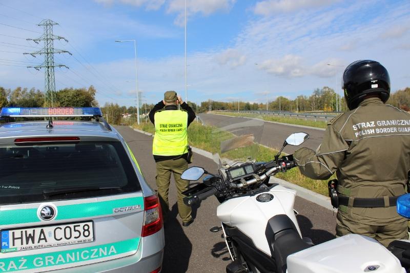 Śląska Straż Graniczna pomogła w ujęciu sprawców porwania matki i dziecka