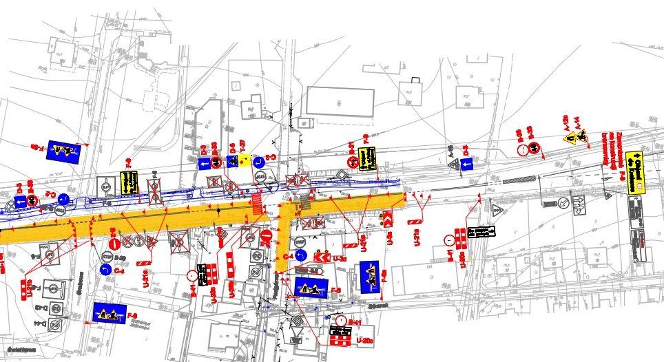 Kolejne zmiany na bielskich ulicach. Rozbudowa DK-52 (ul. Krakowskiej) w Bielsku-Białej