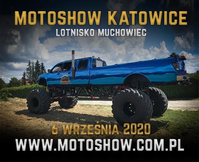 Już w niedzielę Moto Show Katowice 2020
