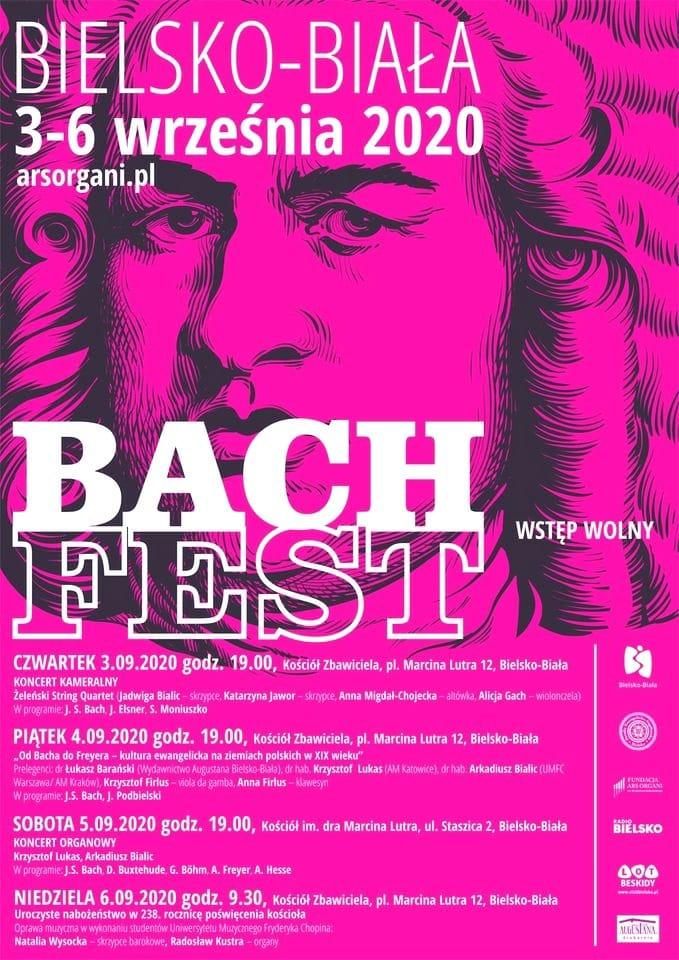 4 dni Bachem w Bielsku-Białej. Początek już dziś wieczorem