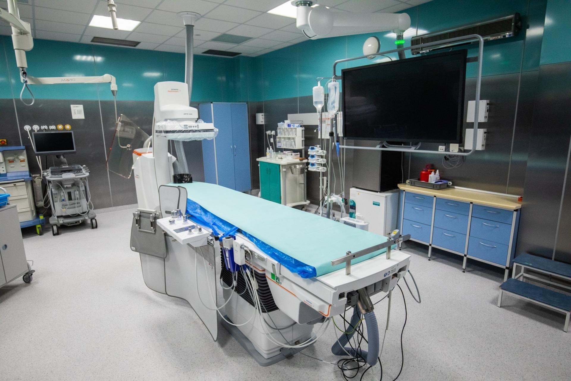Najnowocześniejszy w Polsce angiograf trafił do bielskiej kliniki