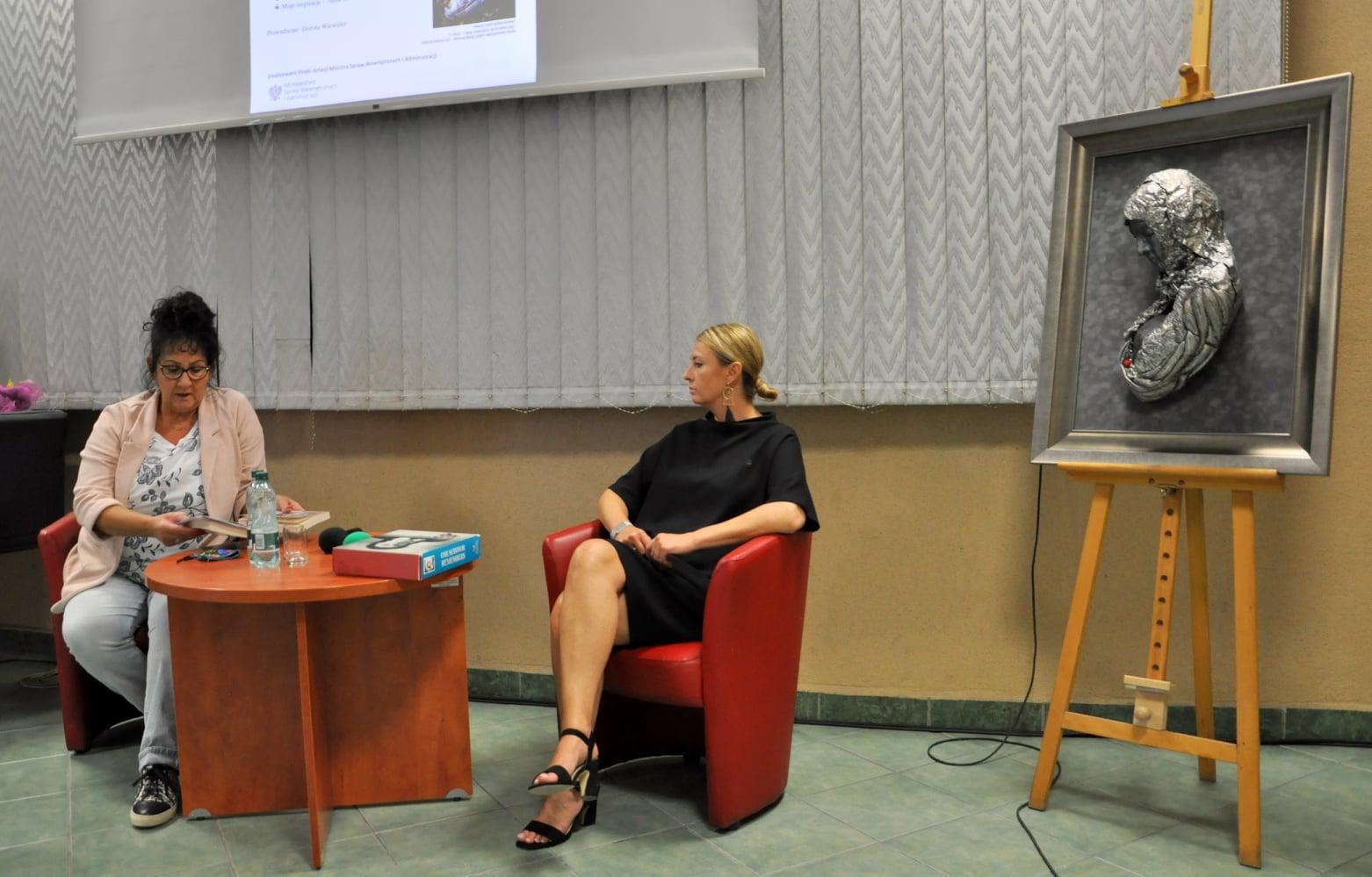 Bielszczanka Gerda Weissman-Klein bohaterką spotkania w Książnicy Beskidzkiej