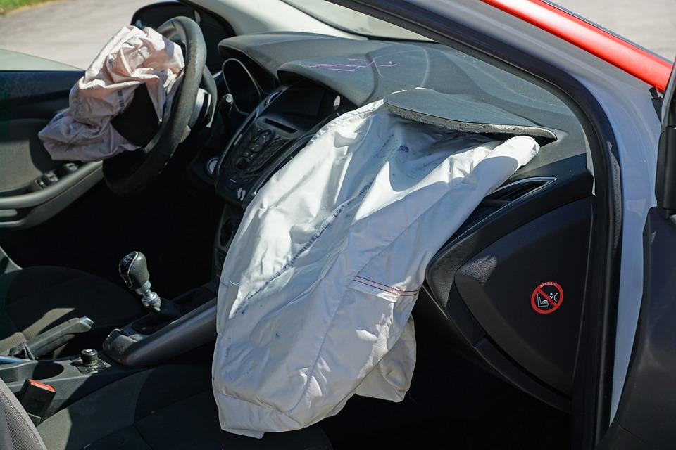 Bielska policja świadków dwóch wypadków