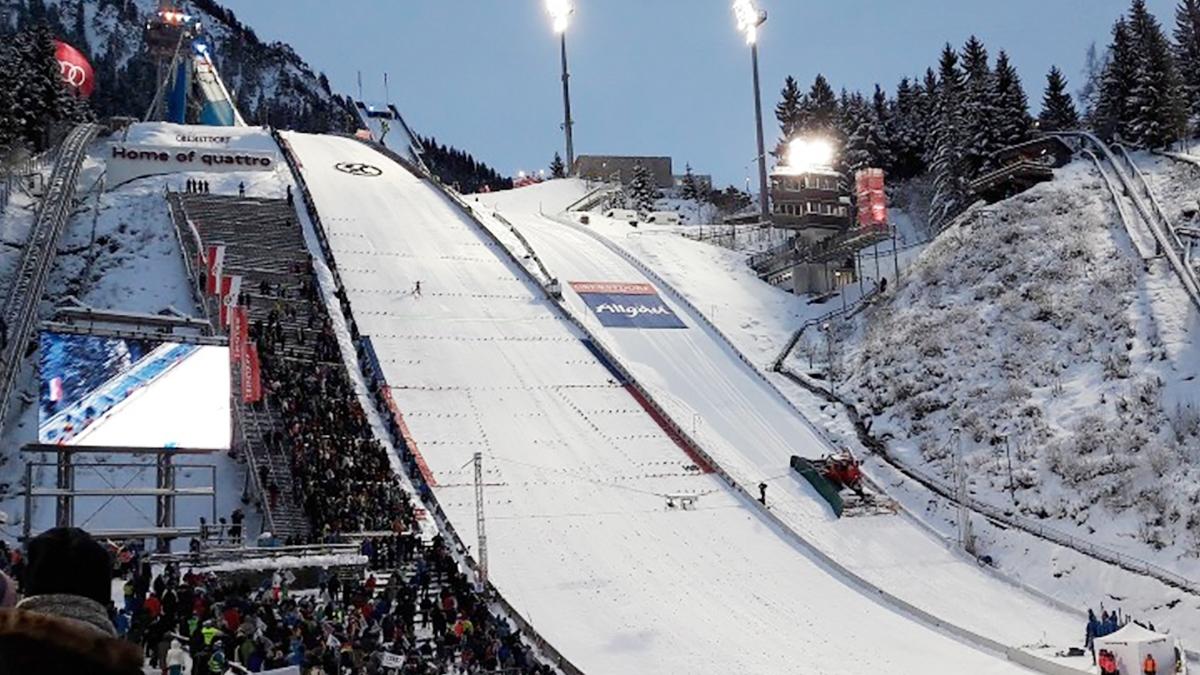 Inauguracja skoków narciarskich w Wiśle