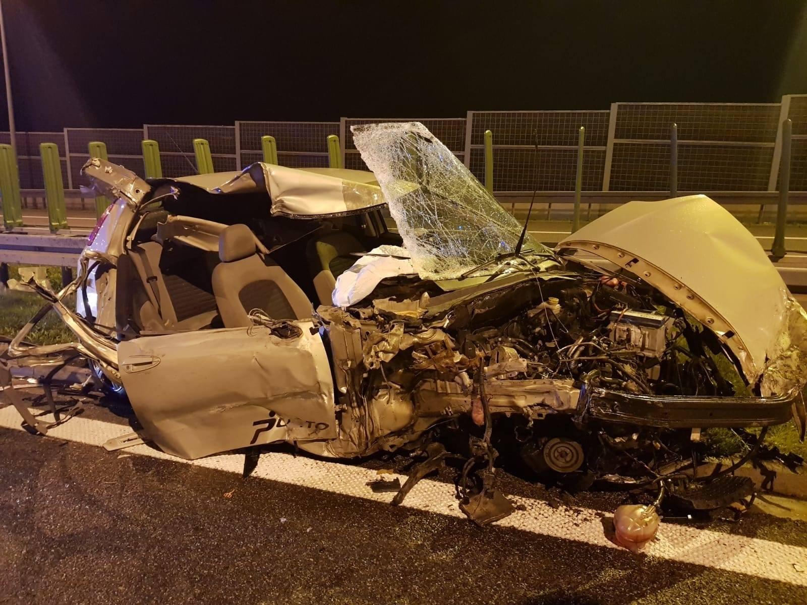 Przerażający wypadek w Bielsku-Białej