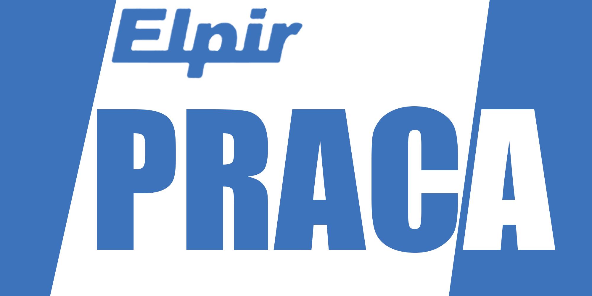 Praca w Hurtowni Elektrotechnicznej ELPIR