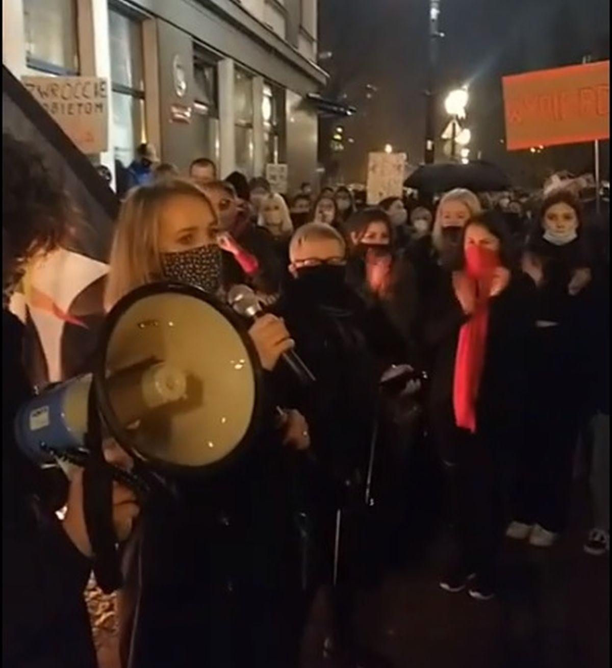 Mieszkańcy Bielska-Białej przyłączyli się do protestów