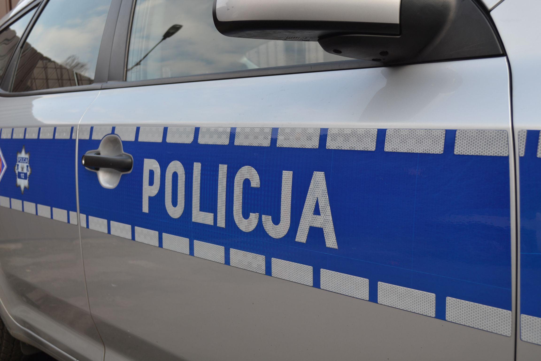 Komendant komisariatu zatrzymał pijanego kierowcę