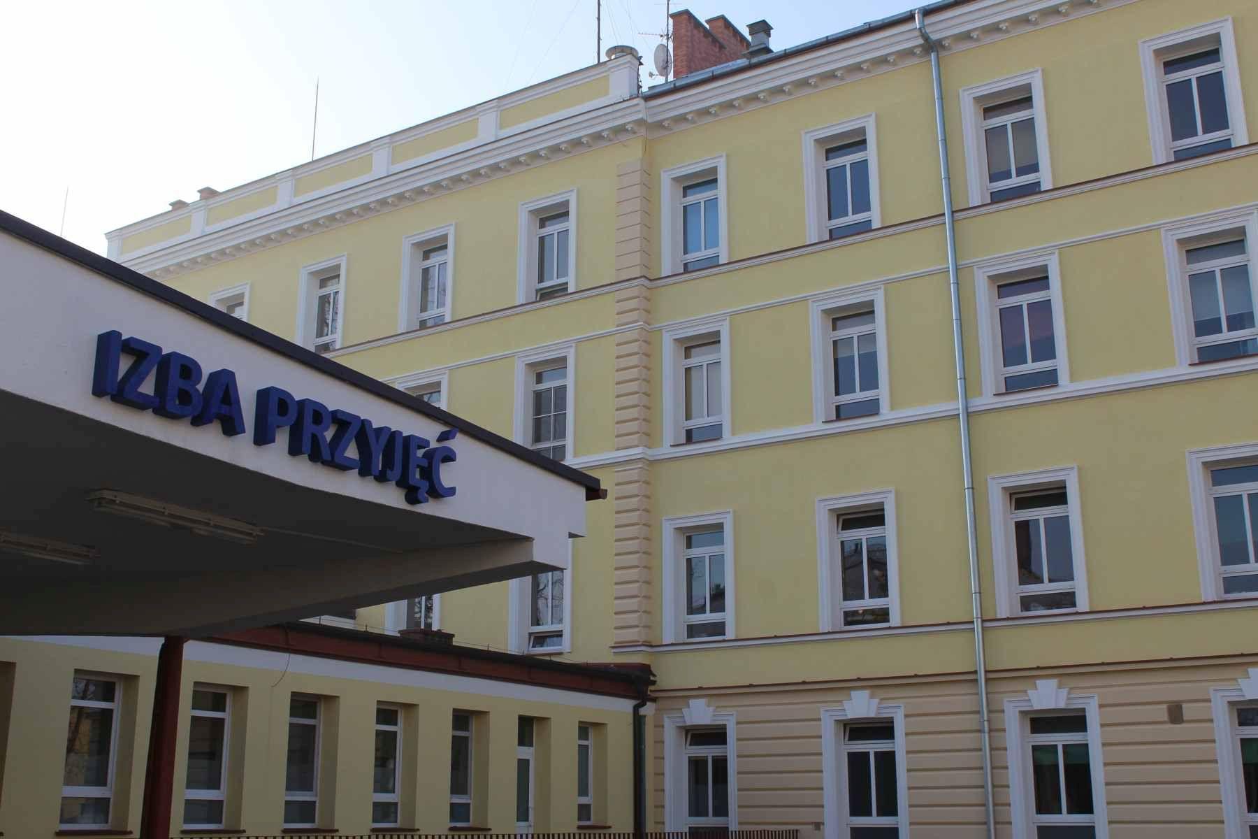 Zmiana dyrektora w Szpitalu Pediatrycznym w Bielsku-Białej