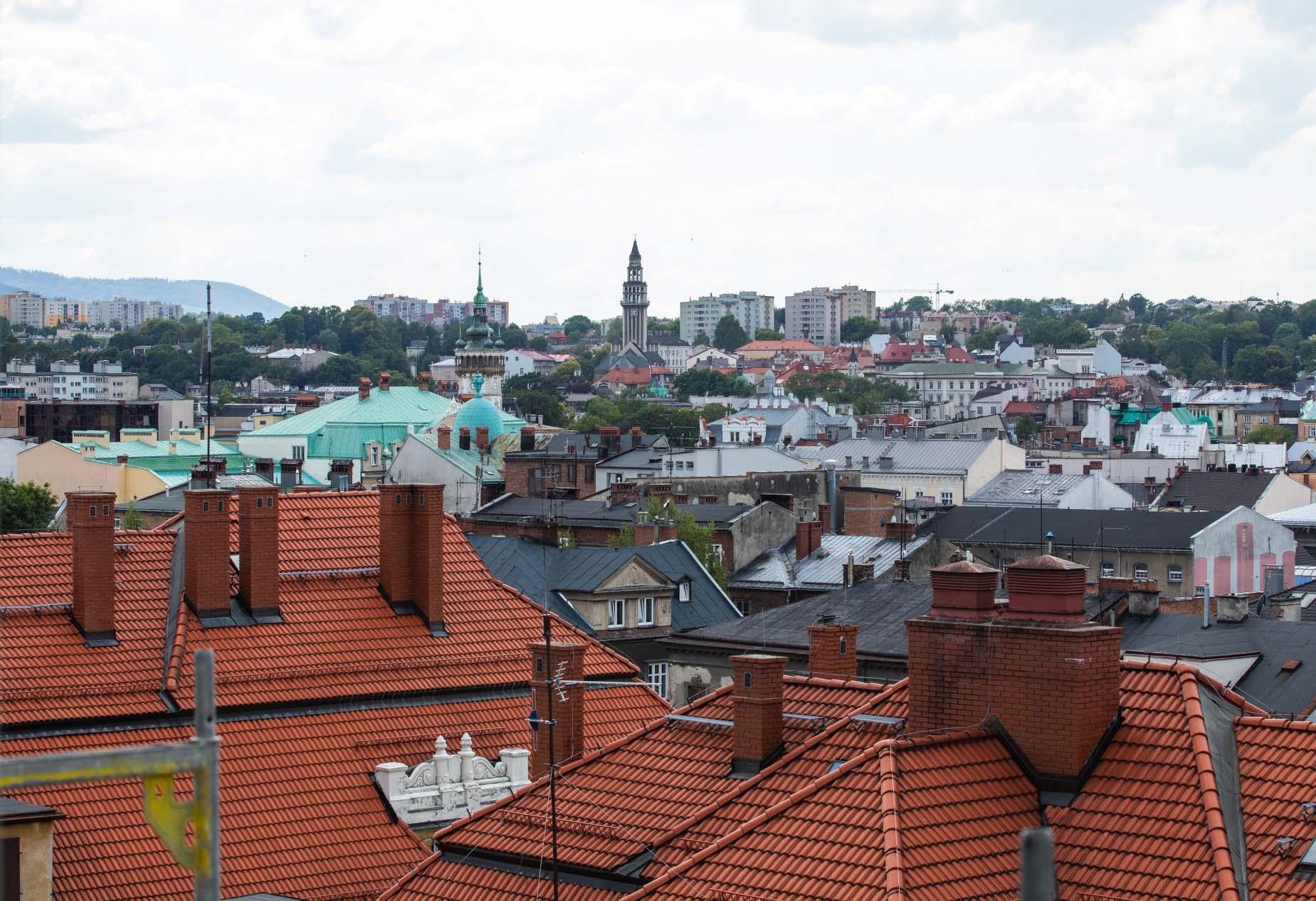 Zwolnienia z podatku od nieruchomości w Bielsku-Białej