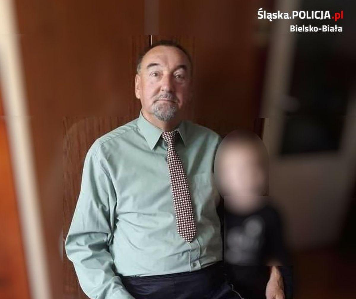 Poszukiwania zaginionego mieszkańca Bielska-Białej