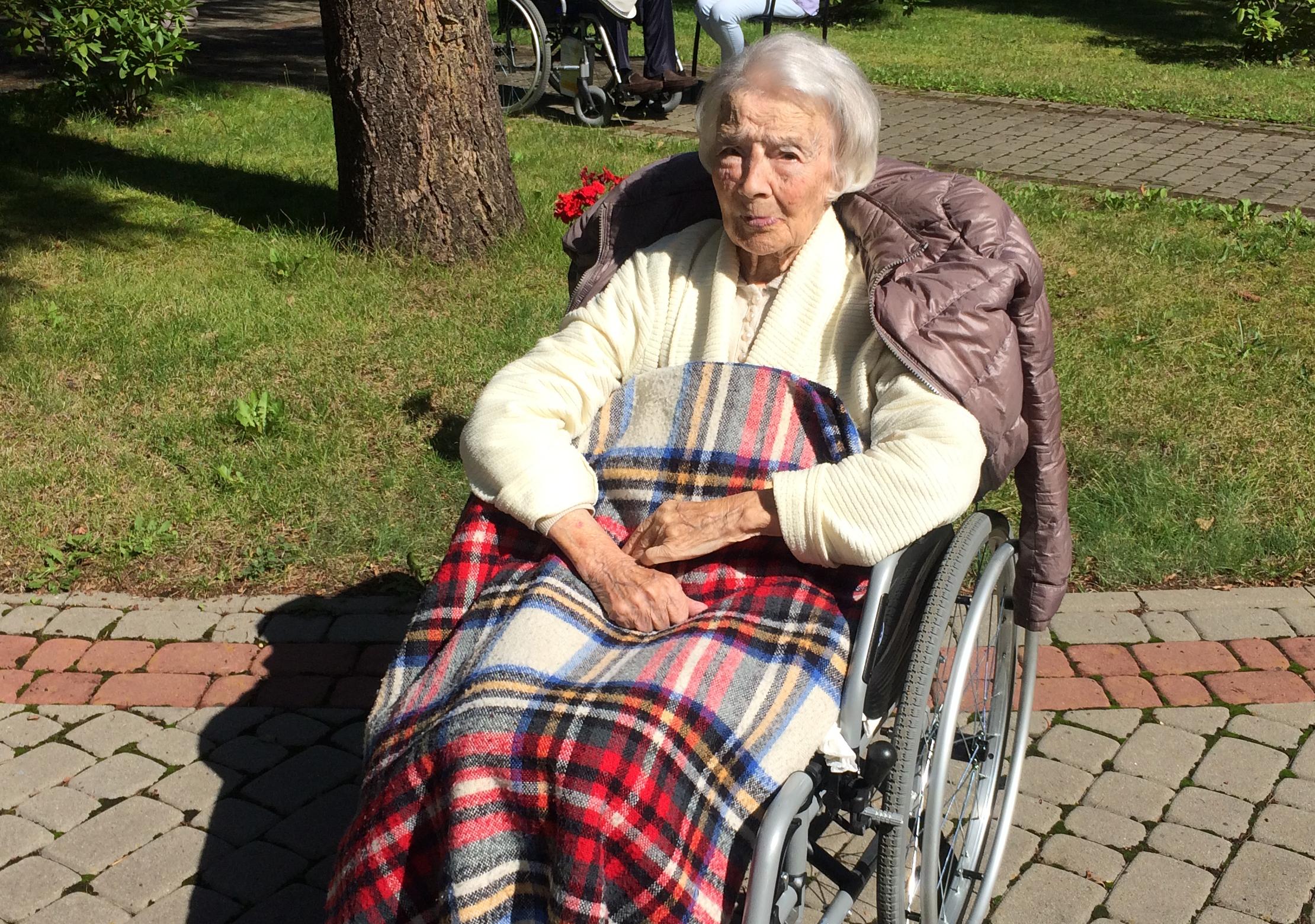 Bielszczanka, pani Danuta, dołączyła do grona stulatków