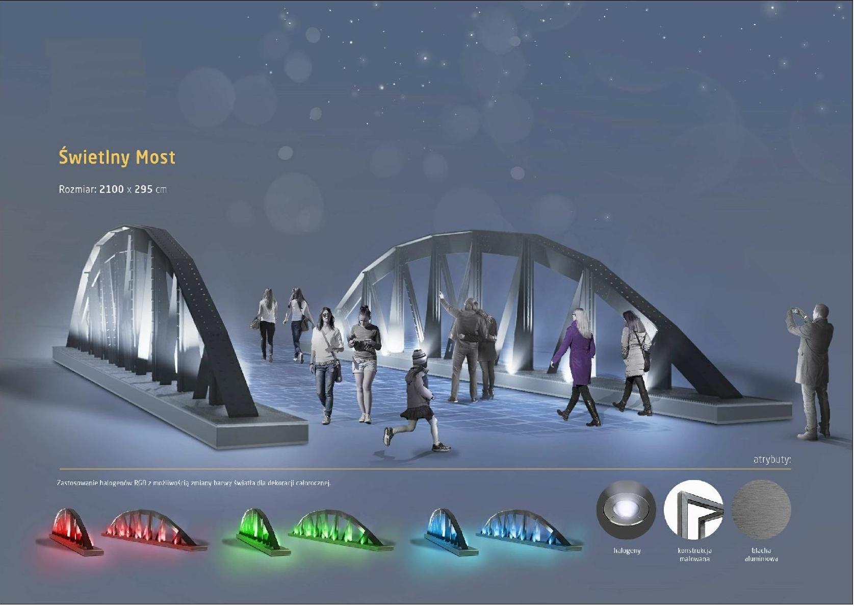 Nowa odsłona mostu na ulicy 11 Listopada