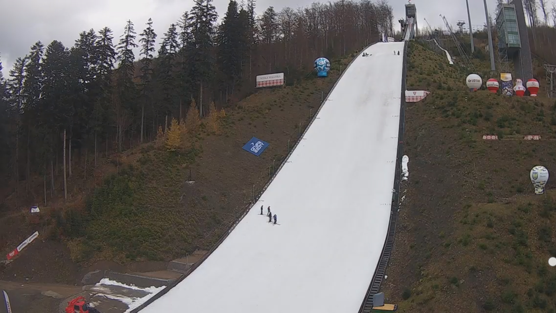 W sobotę inauguracja skoków narciarskich w Wiśle