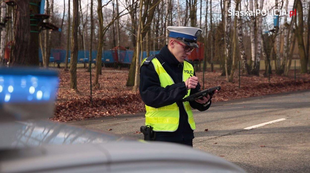 Bielska policja szuka świadków zdarzenia drogowego
