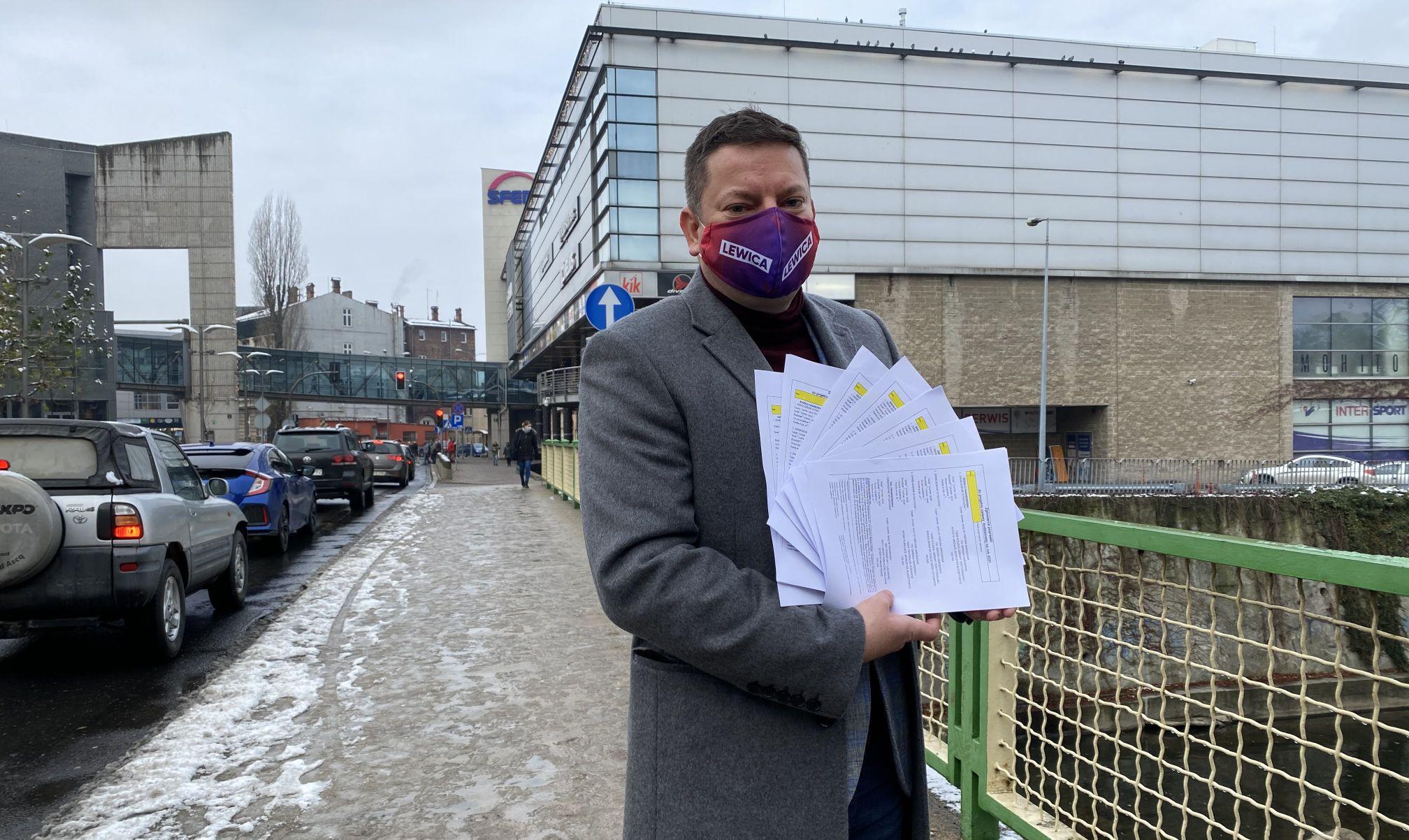 Bielski poseł walczy o inwestycje dla regionu