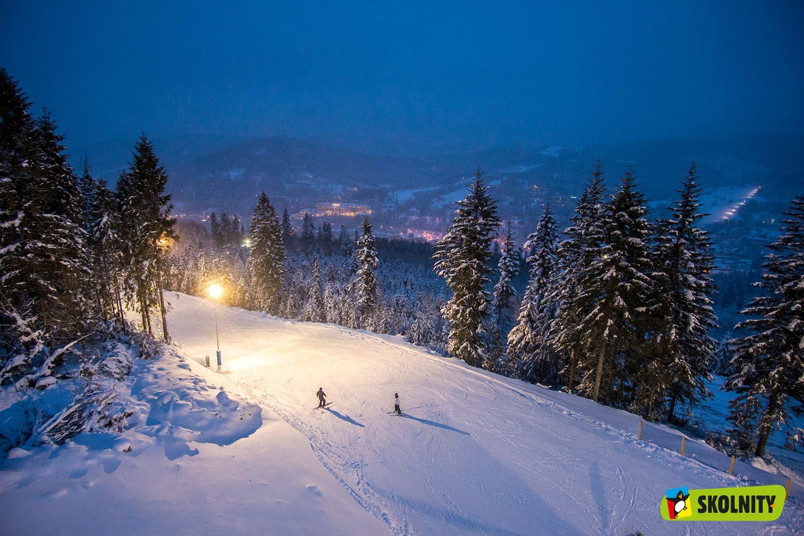 W sobotę rusza sezon narciarski w ośrodku Skolnity w Wiśle