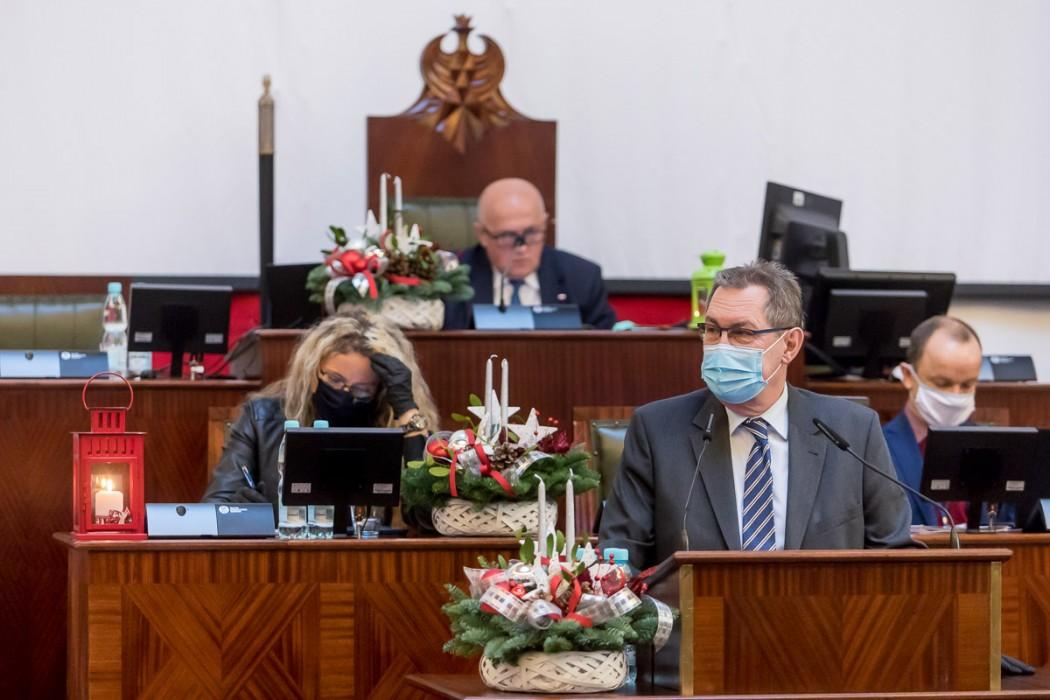 Dobry budżet mimo pandemii