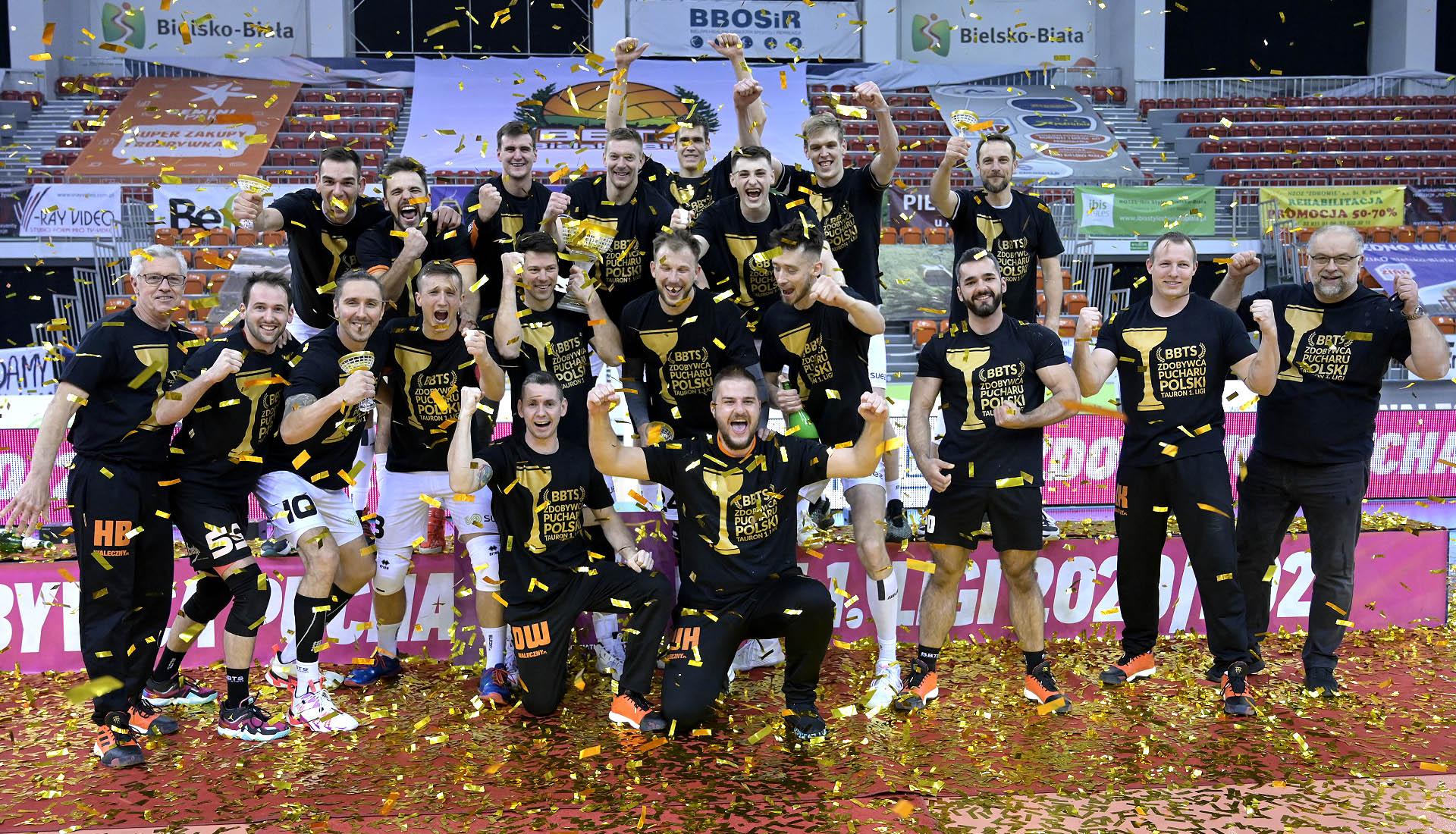 Zdobyli Puchar Polski drugi raz z rzędu!