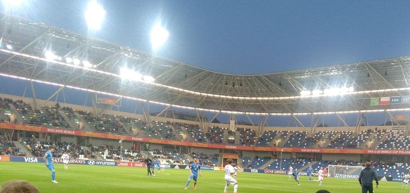 Mistrzostwa Świata U-20 na bielskim stadionie rozpoczęte [FOTO]