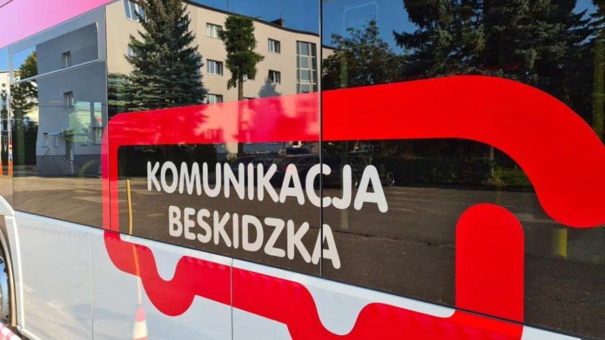 Od stycznia Komunikacja Beskidzka dojedzie do Kęt i Andrychowa